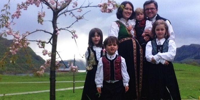 Bodnariu šeima