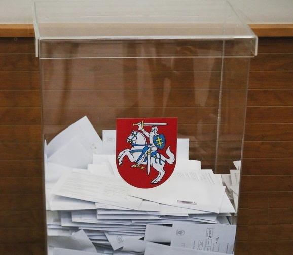 Rinkimai i Seima