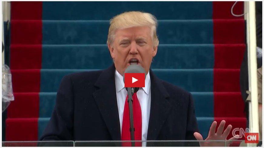 Trump su z kalba