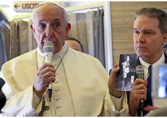 Popiežius P 2018 01 15