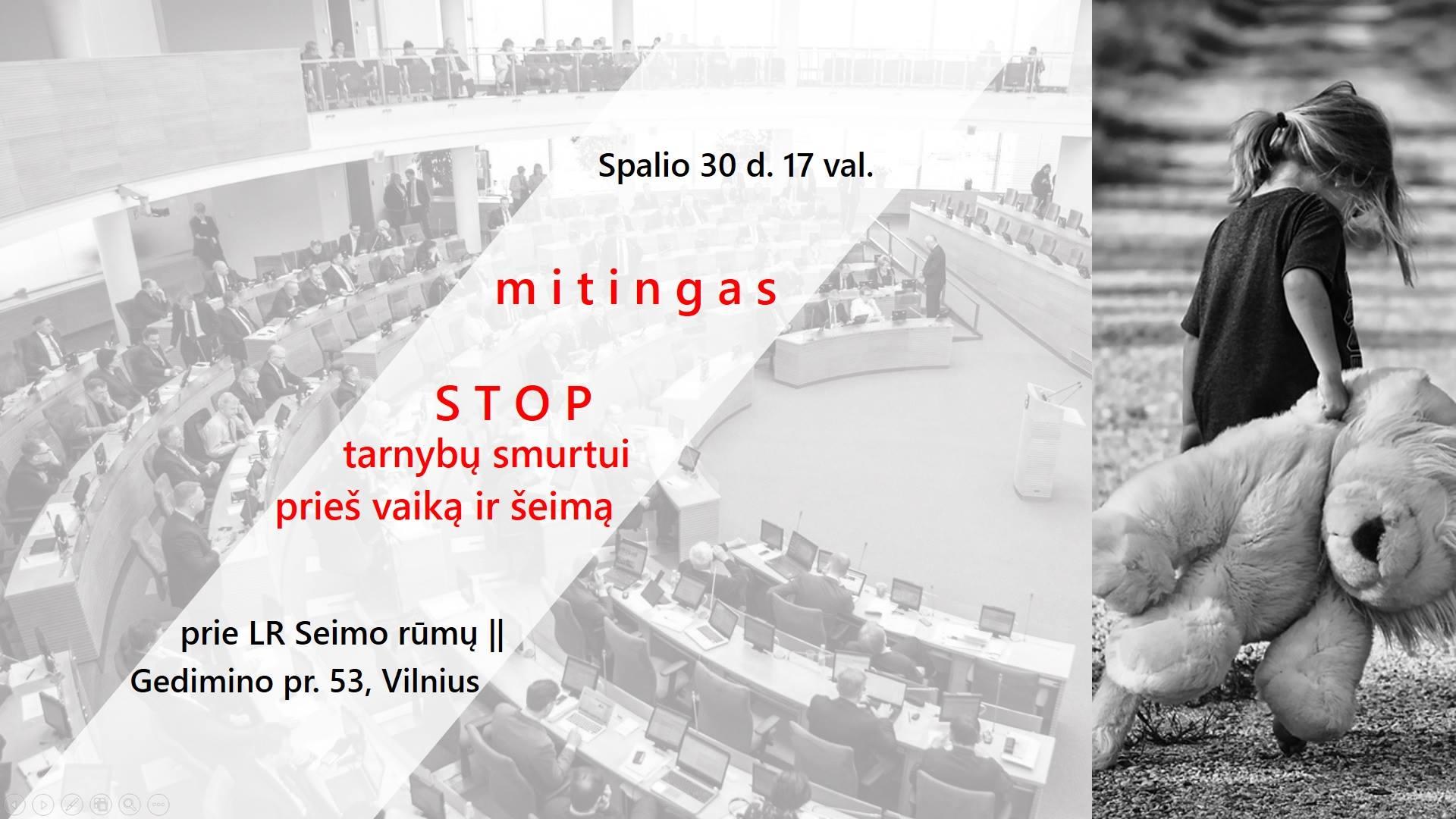 Stop smurtui