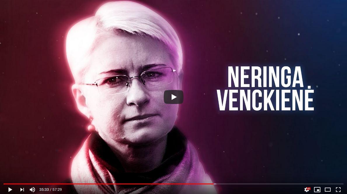 Neringa Venckiene 2020 04 12